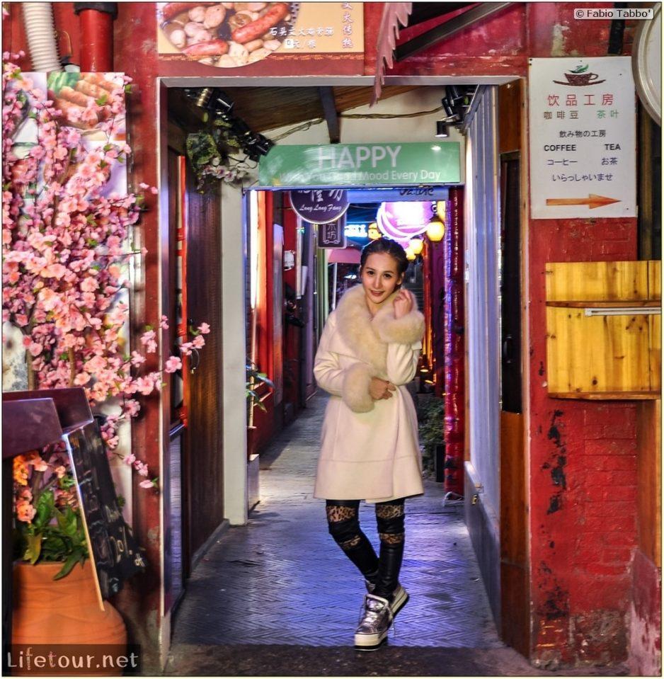 Fabio's LifeTour - China (1993-1997 and 2014) - Shanghai (1993 and 2014) - Tourism - Tianzifang - 5166