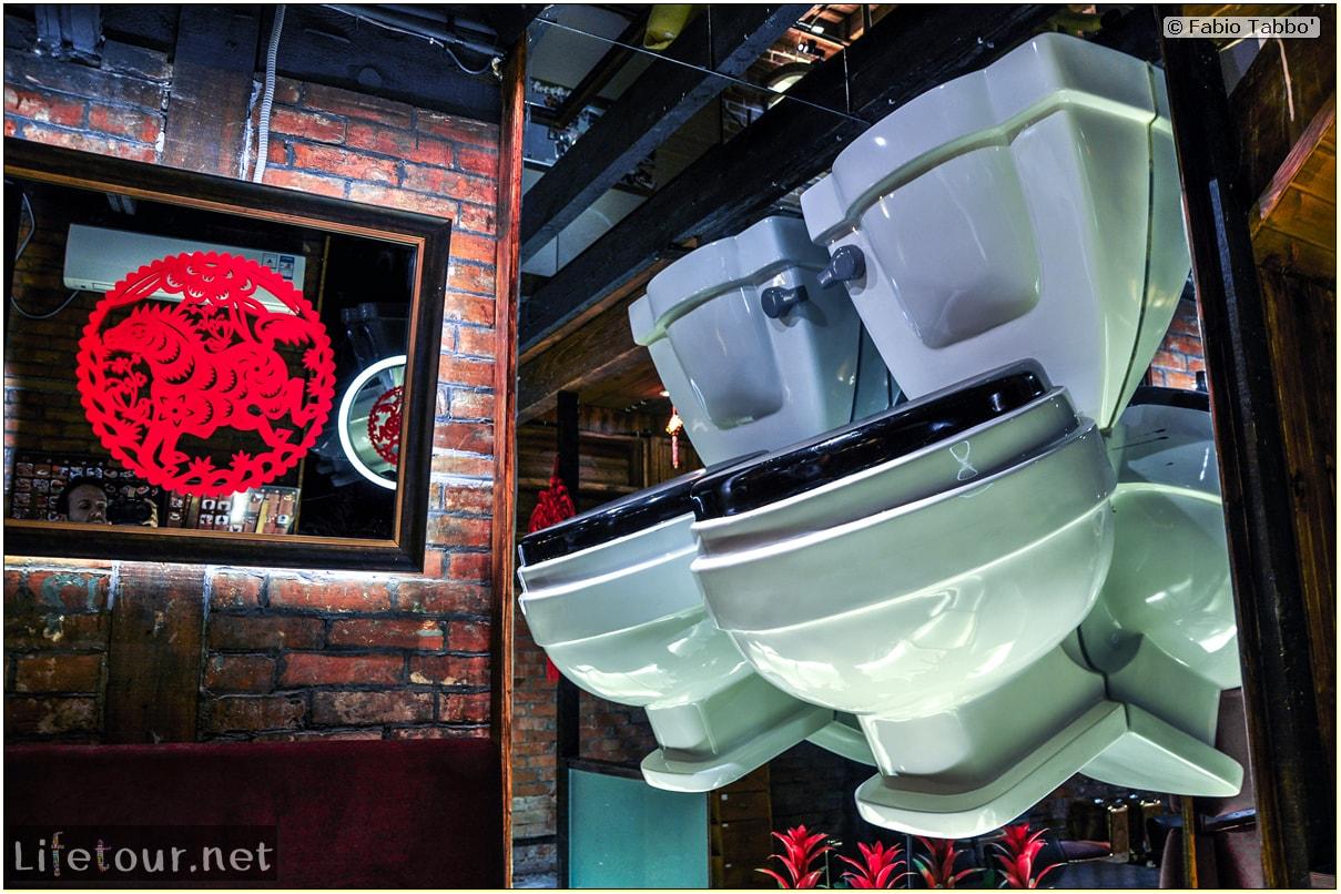Fabio's LifeTour - China (1993-1997 and 2014) - Shanghai (1993 and 2014) - Tourism - Tianzifang - 6198