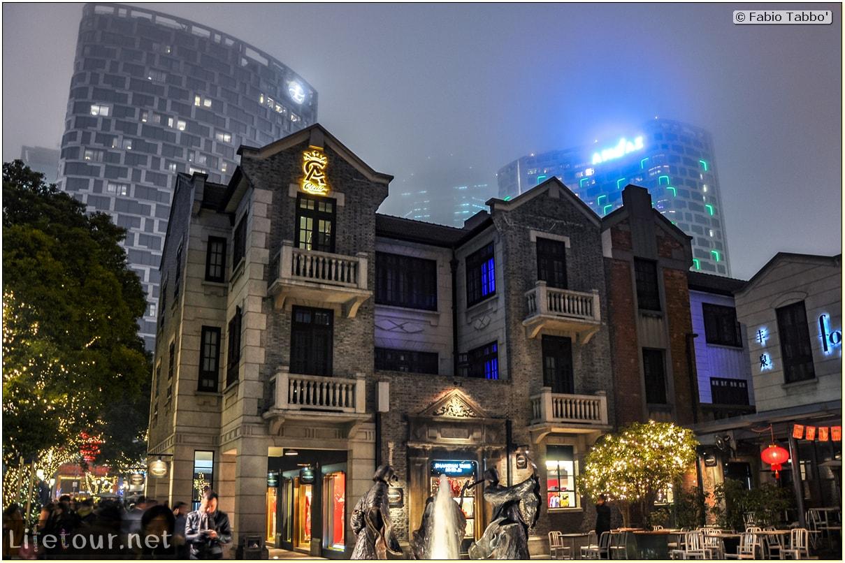 Fabio's LifeTour - China (1993-1997 and 2014) - Shanghai (1993 and 2014) - Tourism - Xintiandi - 3546