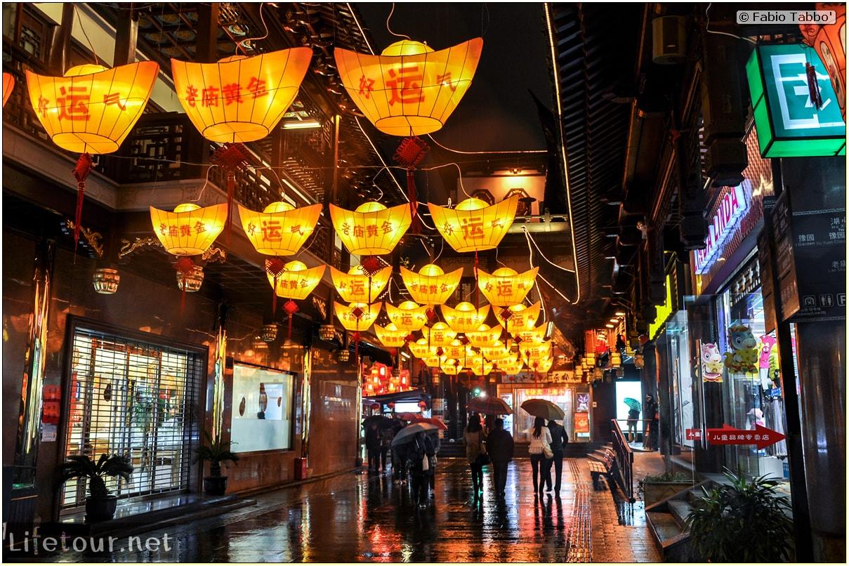 Fabio's LifeTour - China (1993-1997 and 2014) - Shanghai (1993 and 2014) - Tourism - Yuyuan Garden - 4140