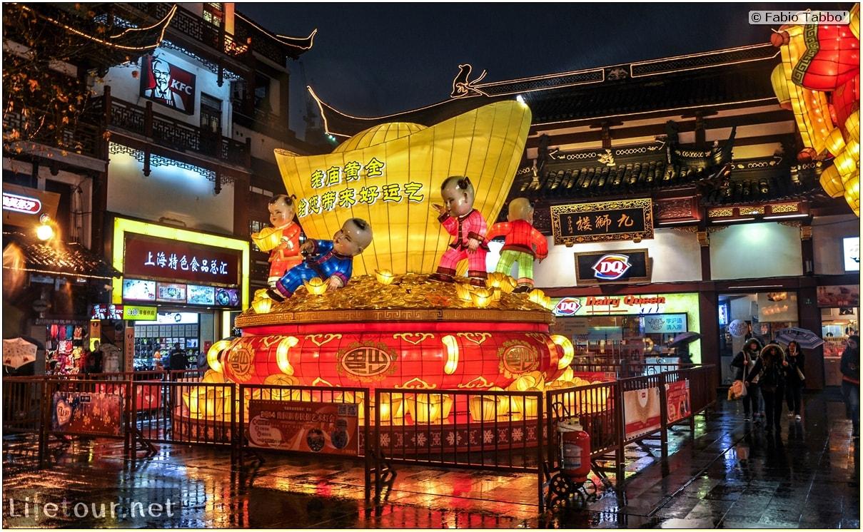 Fabio's LifeTour - China (1993-1997 and 2014) - Shanghai (1993 and 2014) - Tourism - Yuyuan Garden - 4270