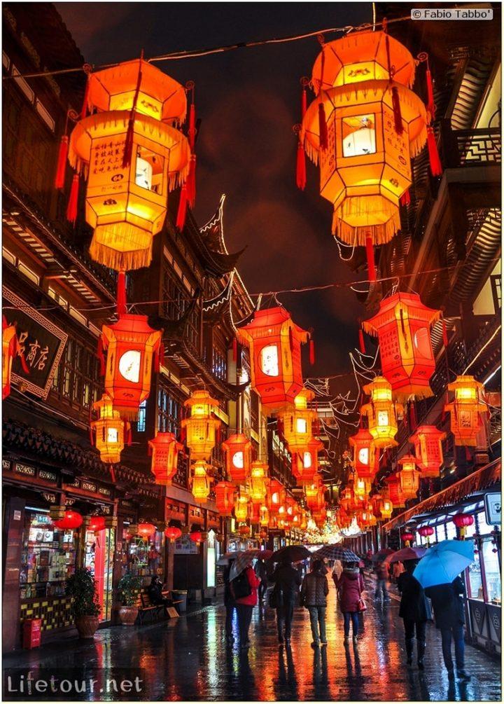 Fabio's LifeTour - China (1993-1997 and 2014) - Shanghai (1993 and 2014) - Tourism - Yuyuan Garden - 5289