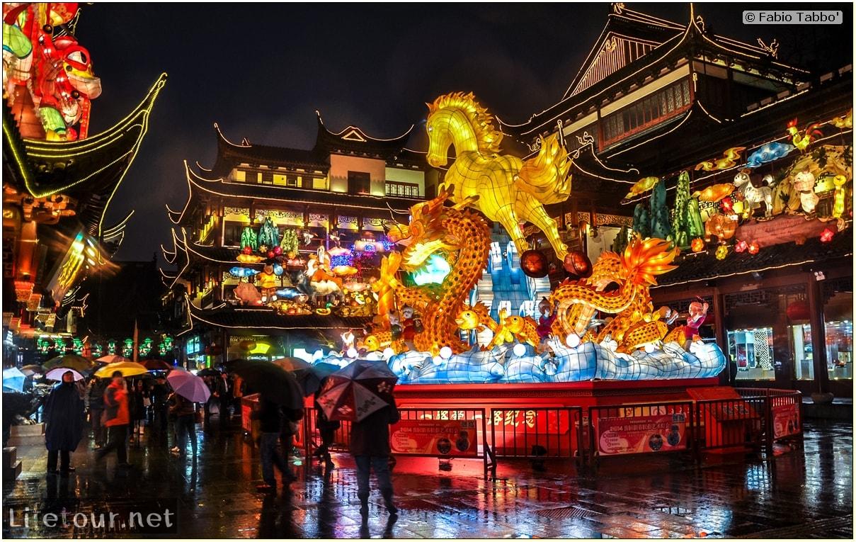 Fabio's LifeTour - China (1993-1997 and 2014) - Shanghai (1993 and 2014) - Tourism - Yuyuan Garden - 6347