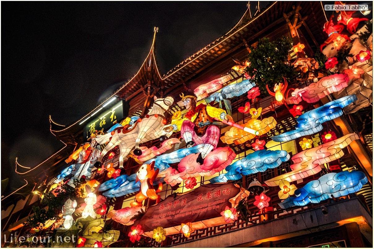 Fabio's LifeTour - China (1993-1997 and 2014) - Shanghai (1993 and 2014) - Tourism - Yuyuan Garden - 6415