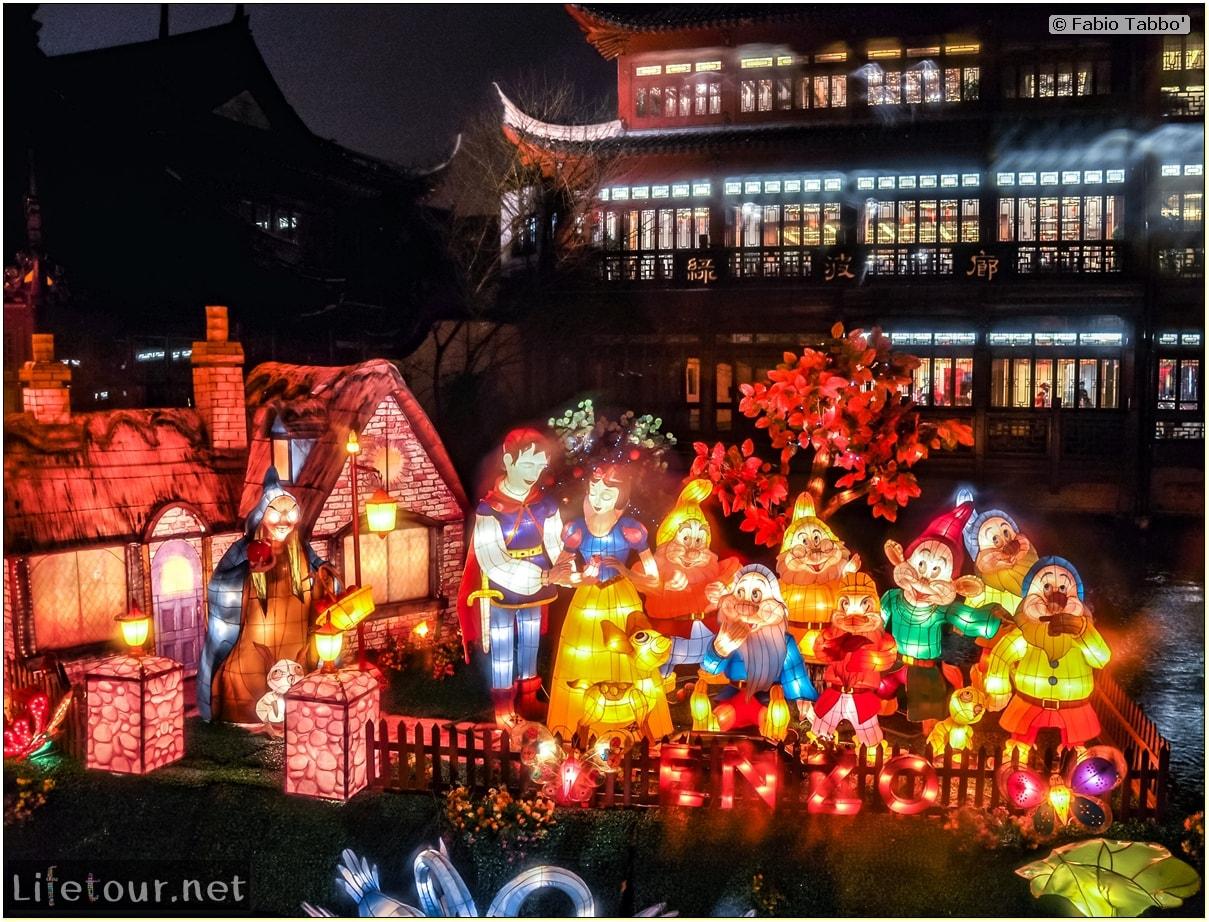 Fabio's LifeTour - China (1993-1997 and 2014) - Shanghai (1993 and 2014) - Tourism - Yuyuan Garden - 8389