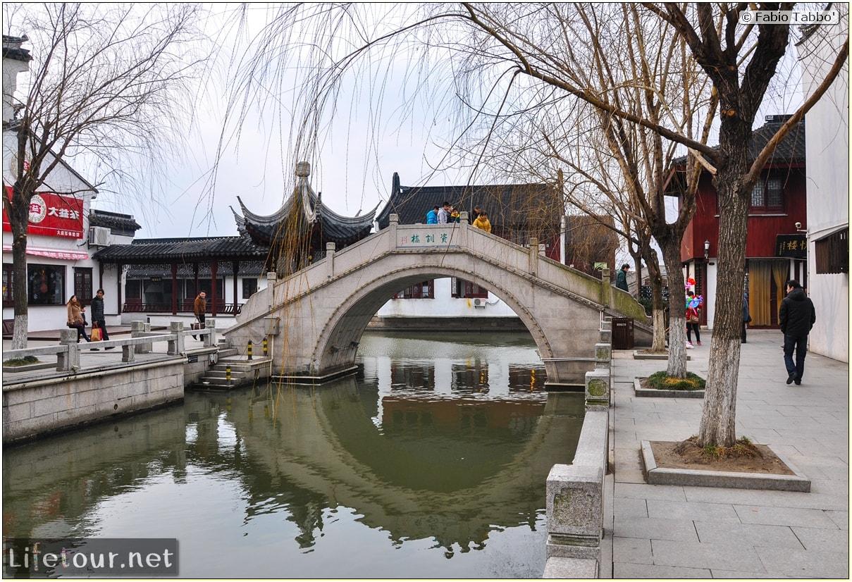 Fabio's LifeTour - China (1993-1997 and 2014) - Shanghai (1993 and 2014) - Tourism - Zhao Jia Lou - 1822