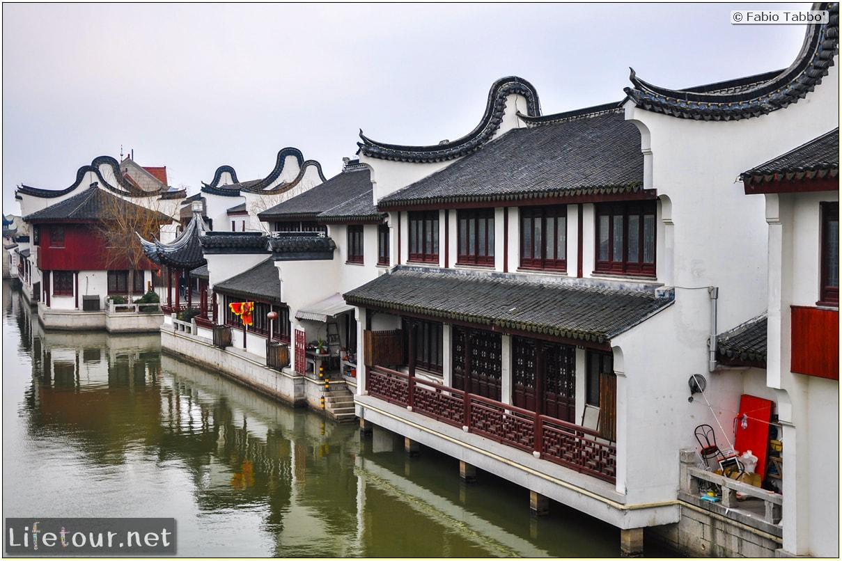Fabio's LifeTour - China (1993-1997 and 2014) - Shanghai (1993 and 2014) - Tourism - Zhao Jia Lou - 3291