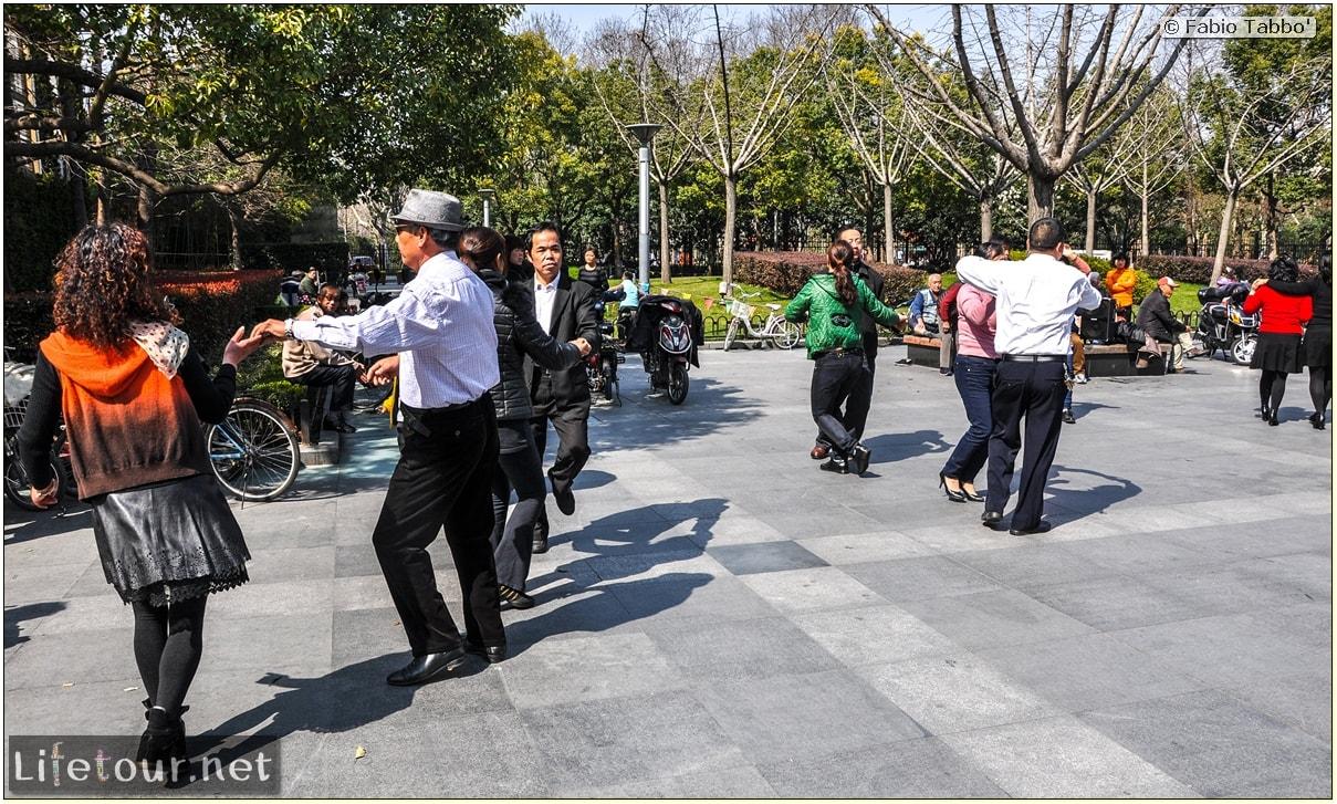 Fabio's LifeTour - China (1993-1997 and 2014) - Shanghai (1993 and 2014) - Tourism - Zonghsan Park - 4187