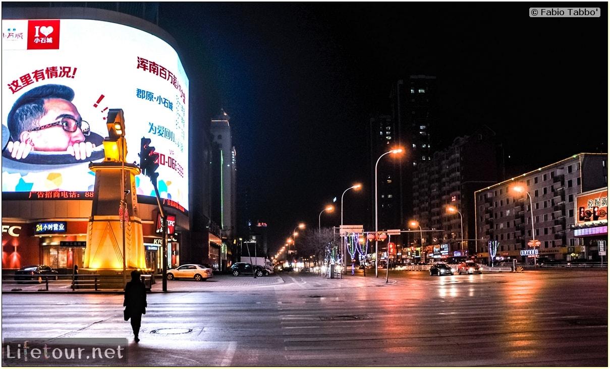 Fabio's LifeTour - China (1993-1997 and 2014) - Shen Yang (2014) - City Center - 2003
