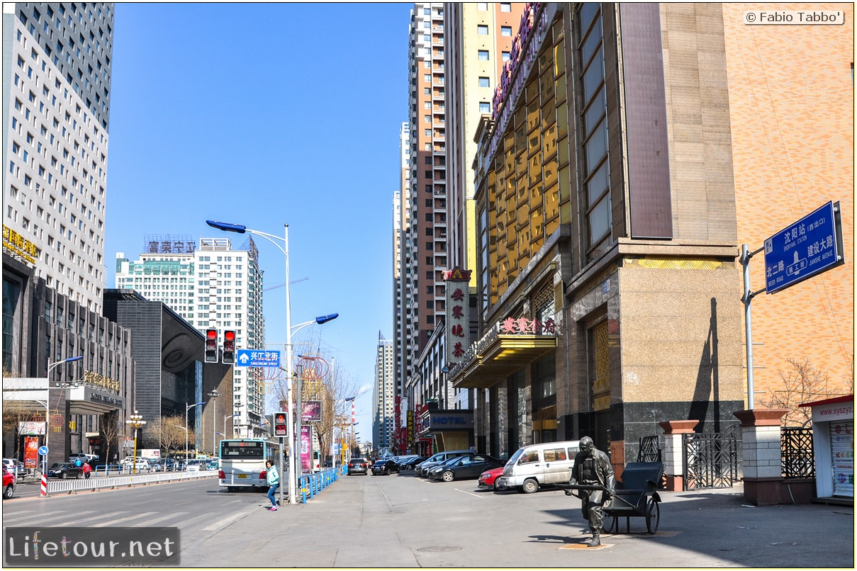 Fabio's LifeTour - China (1993-1997 and 2014) - Shen Yang (2014) - City Center - 4657