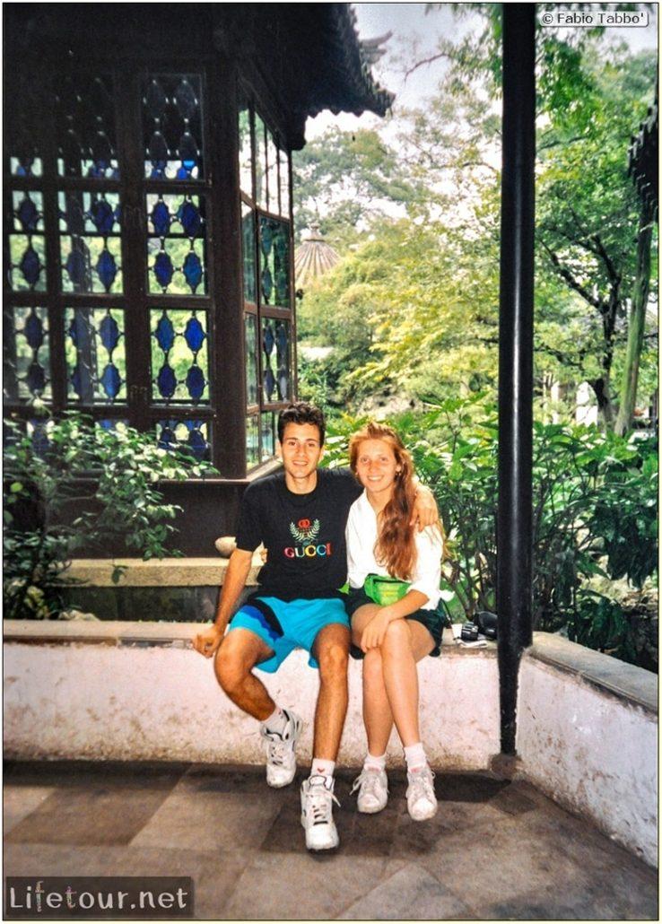 Fabio's LifeTour - China (1993-1997 and 2014) - Suzhou (1993) - 12749