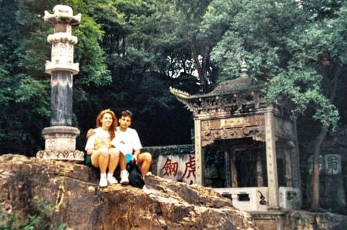 Fabio's LifeTour - China (1993-1997 and 2014) - Suzhou (1993) - 1278 COVER