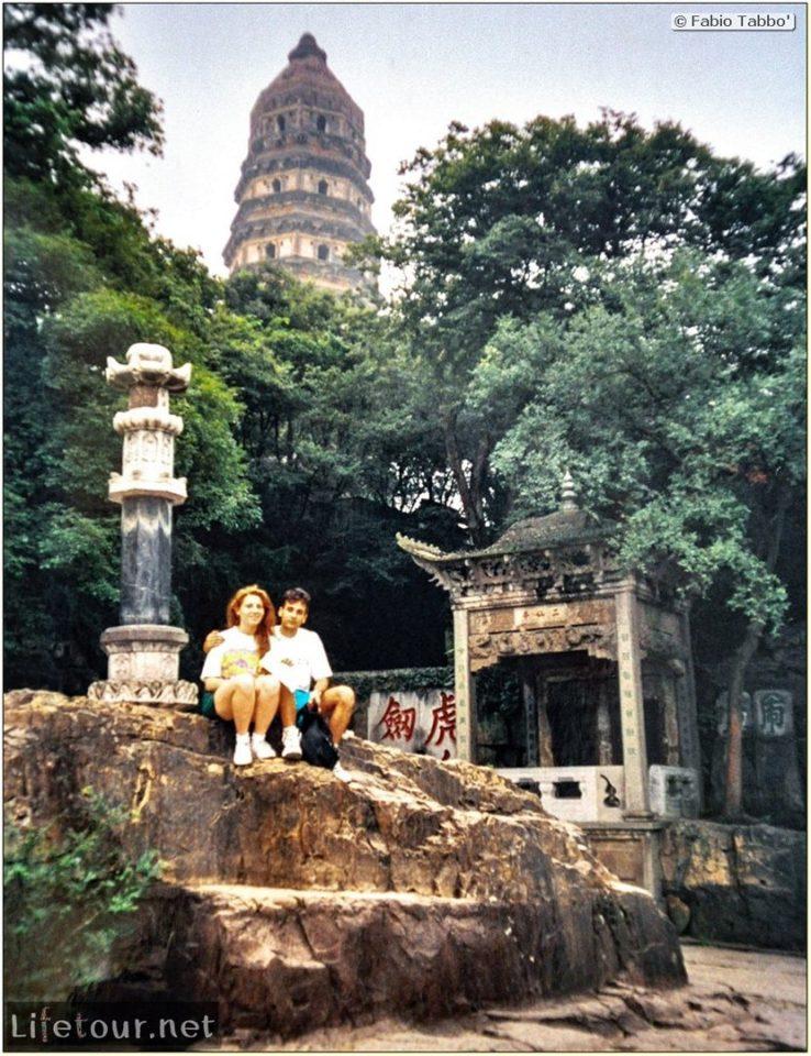 Fabio's LifeTour - China (1993-1997 and 2014) - Suzhou (1993) - 12783 COVER