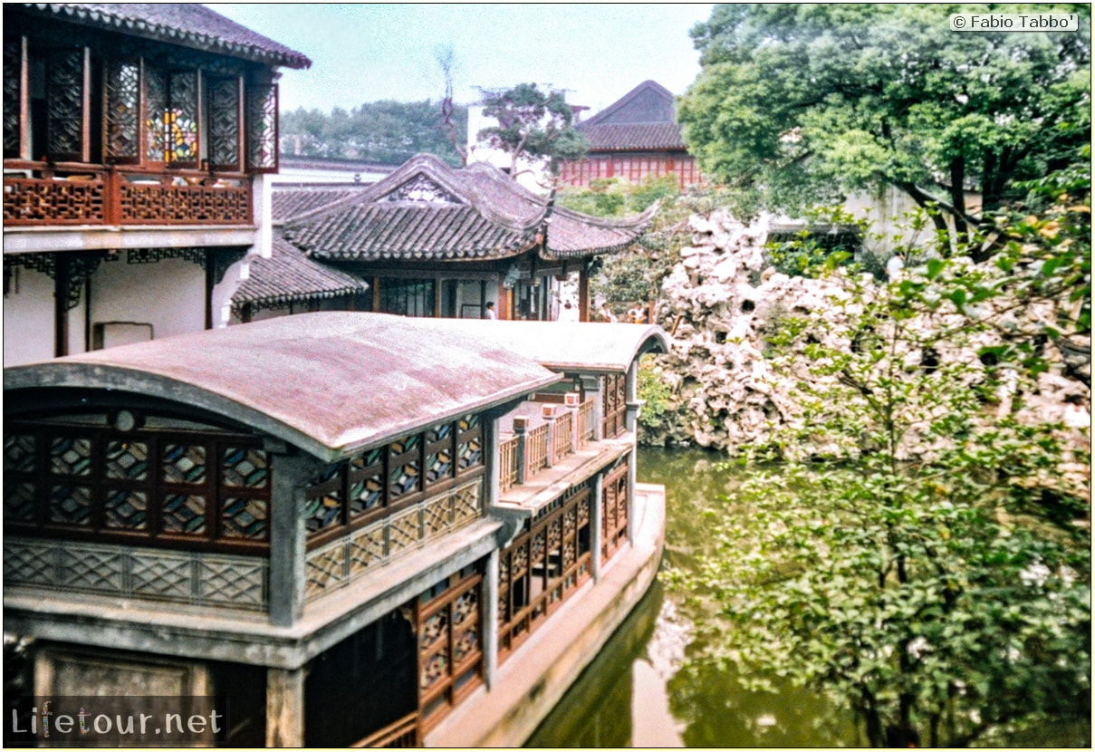 Fabio's LifeTour - China (1993-1997 and 2014) - Suzhou (1993) - 13357