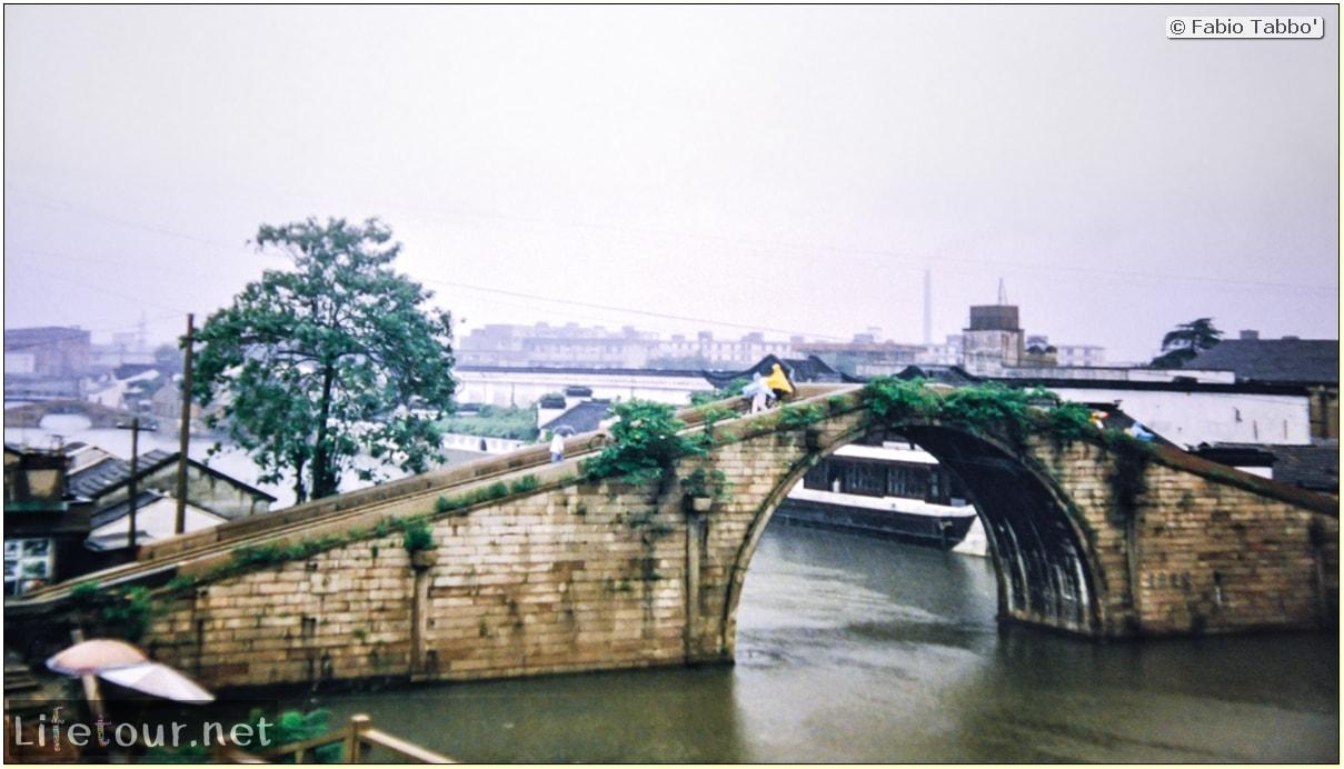 Fabio's LifeTour - China (1993-1997 and 2014) - Suzhou (1993) - 13367