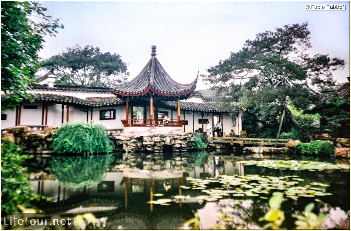 Fabio's LifeTour - China (1993-1997 and 2014) - Suzhou (1993) - 13372
