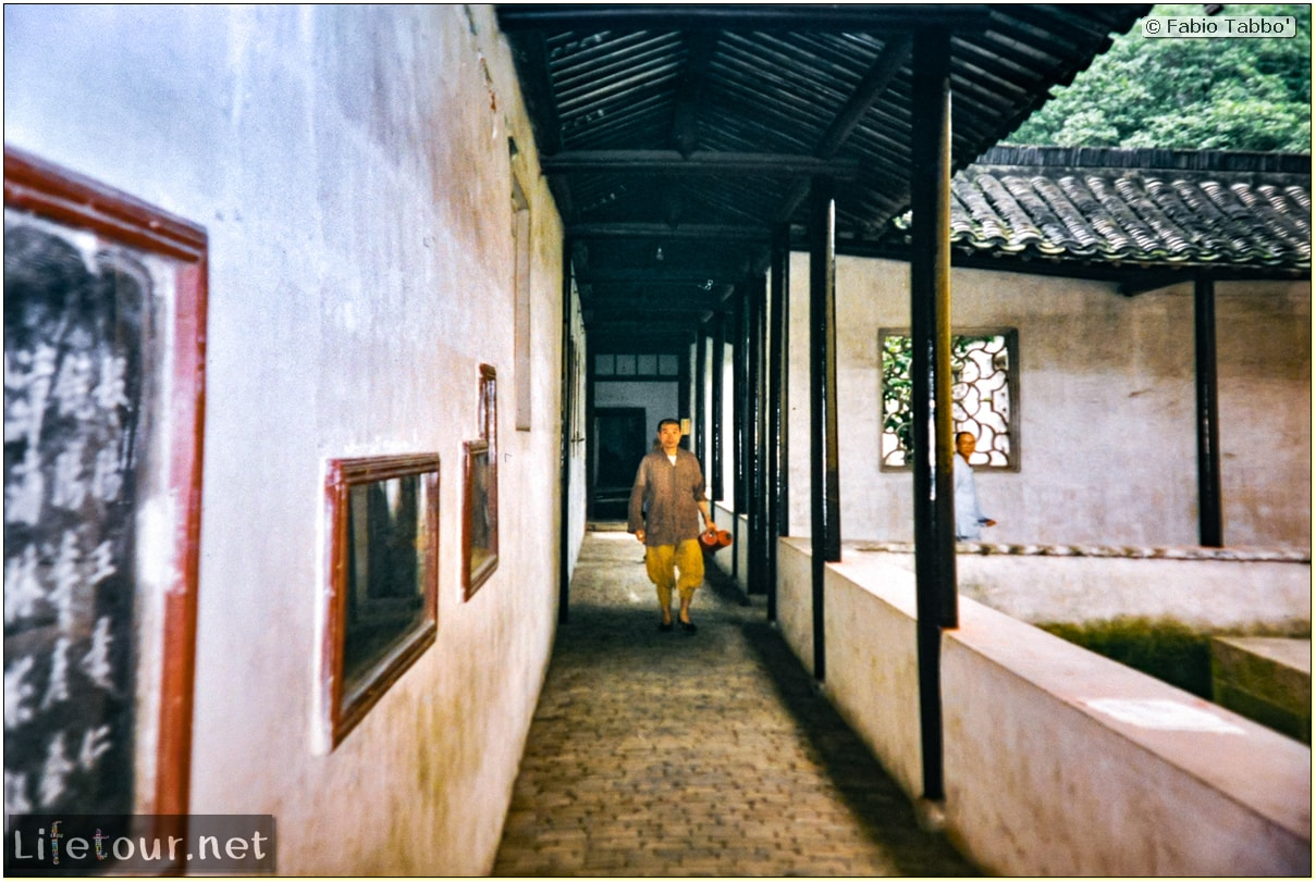 Fabio's LifeTour - China (1993-1997 and 2014) - Suzhou (1993) - 13381