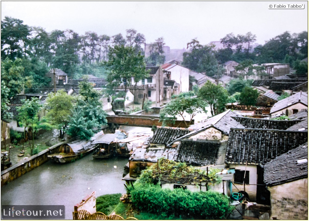 Fabio's LifeTour - China (1993-1997 and 2014) - Suzhou (1993) - 19864