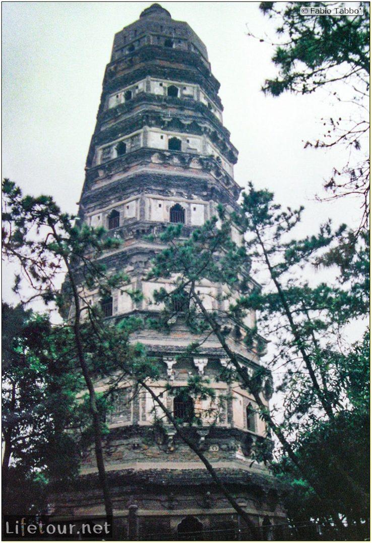 Fabio's LifeTour - China (1993-1997 and 2014) - Suzhou (1993) - 19872