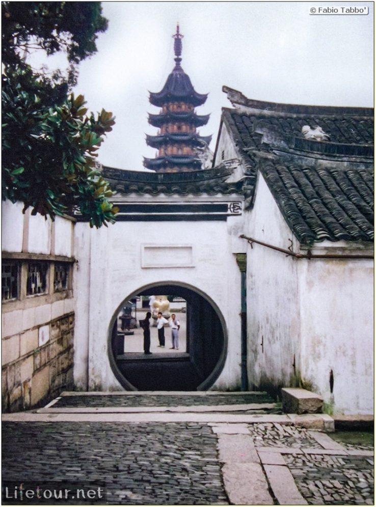 Fabio's LifeTour - China (1993-1997 and 2014) - Suzhou (1993) - 19873