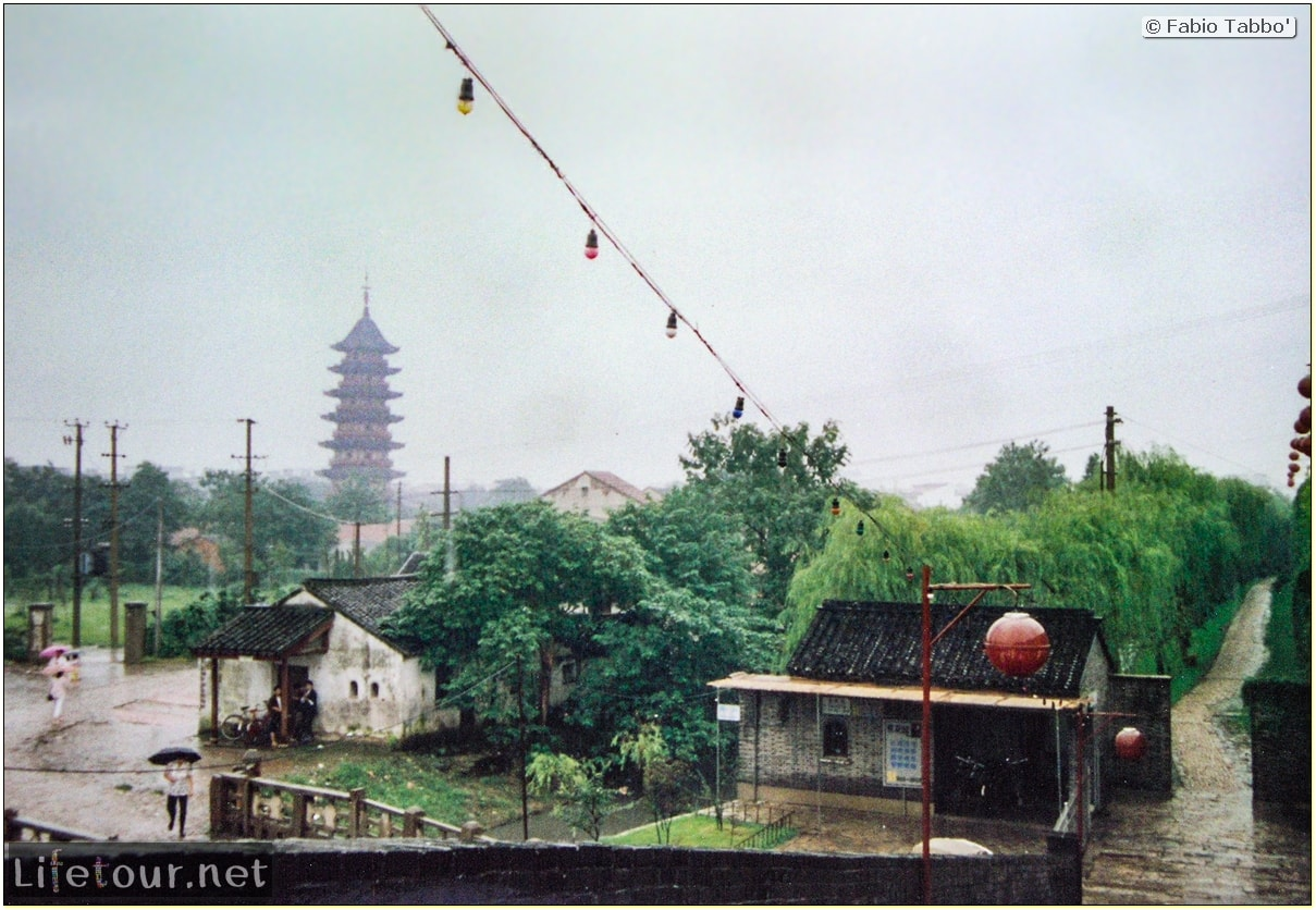 Fabio's LifeTour - China (1993-1997 and 2014) - Suzhou (1993) - 19877