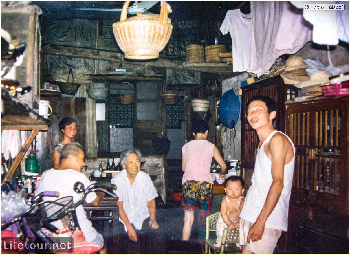 Fabio's LifeTour - China (1993-1997 and 2014) - Suzhou (1993) - 19880