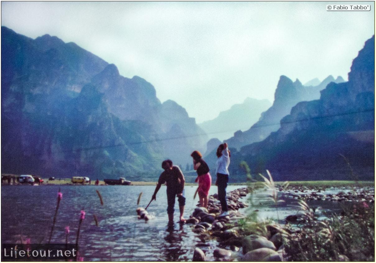 Scenic Areas around Beijing (Yesanpo, Huyu, Shuhuashan, Xiaowutaishan, 1993-1997)) - 4