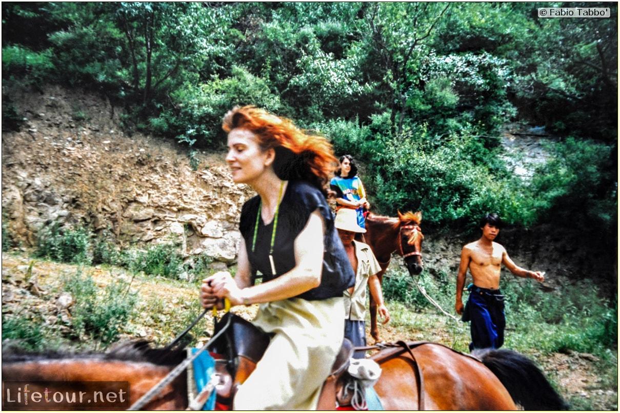 Scenic Areas around Beijing (Yesanpo, Huyu, Shuhuashan, Xiaowutaishan, 1993-1997)) - 53