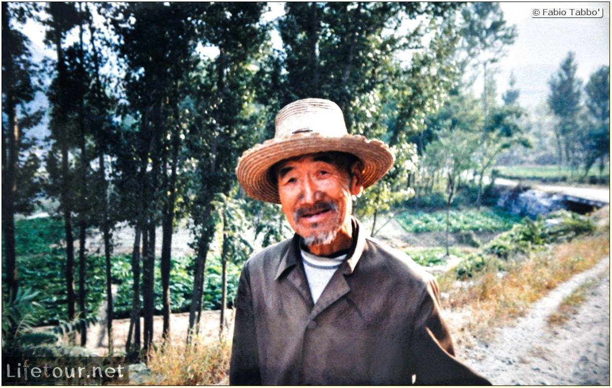 Scenic Areas around Beijing (Yesanpo, Huyu, Shuhuashan, Xiaowutaishan, 1993-1997)) - 55