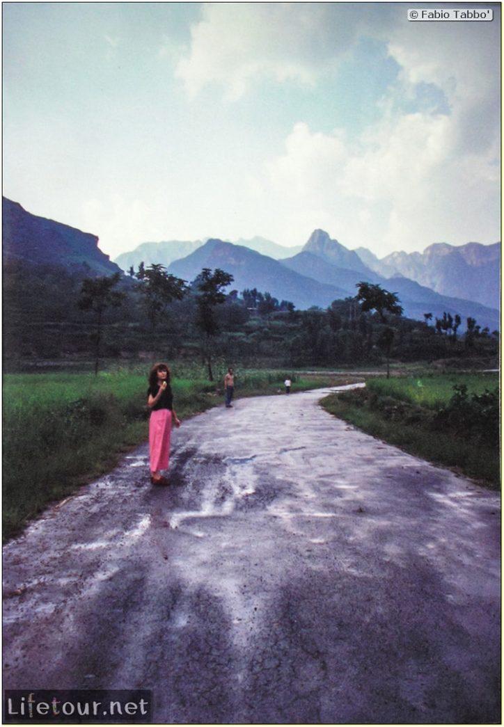 Scenic Areas around Beijing (Yesanpo, Huyu, Shuhuashan, Xiaowutaishan, 1993-1997)) - 6