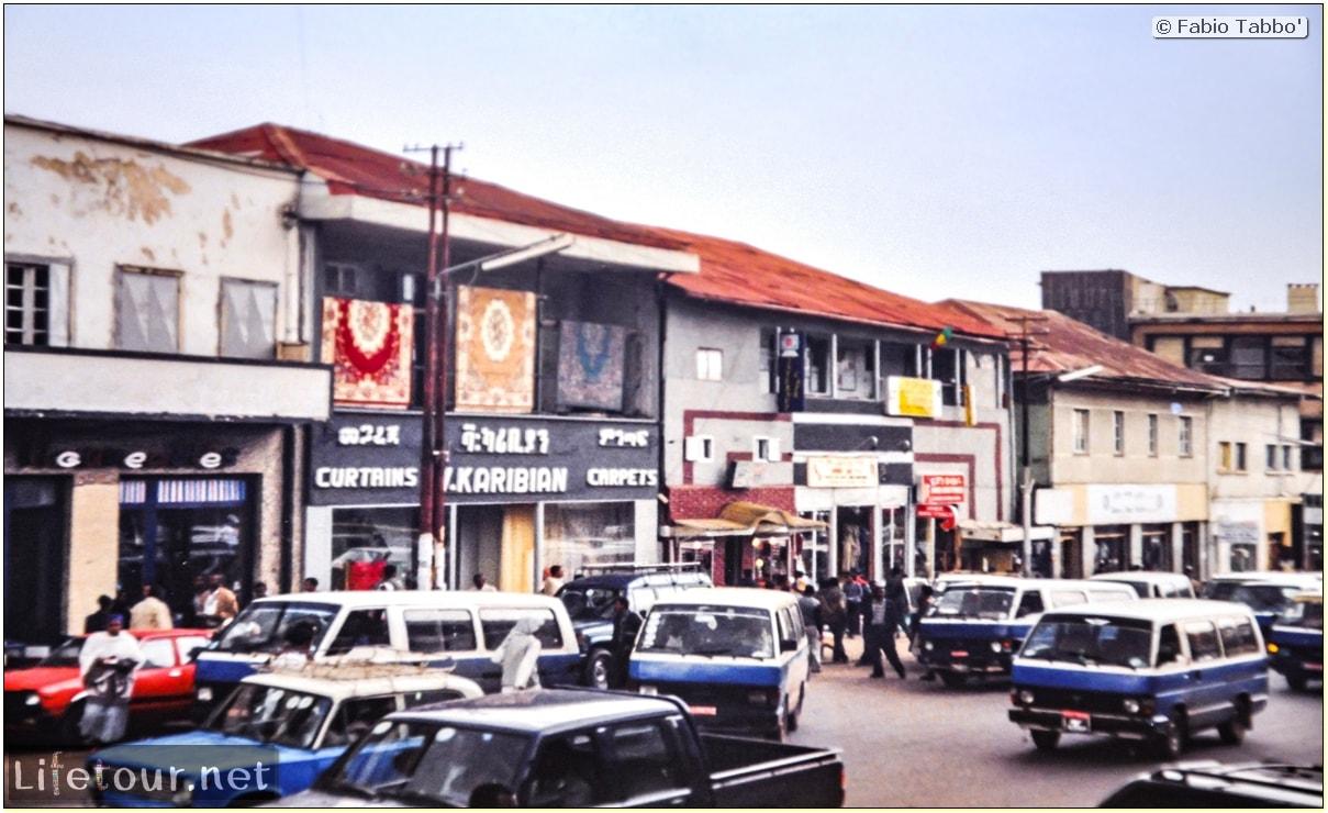 Fabio's LifeTour - Ethiopia (2001) - Addis Abeba - 13477