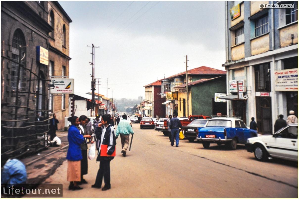 Fabio's LifeTour - Ethiopia (2001) - Addis Abeba - 2717