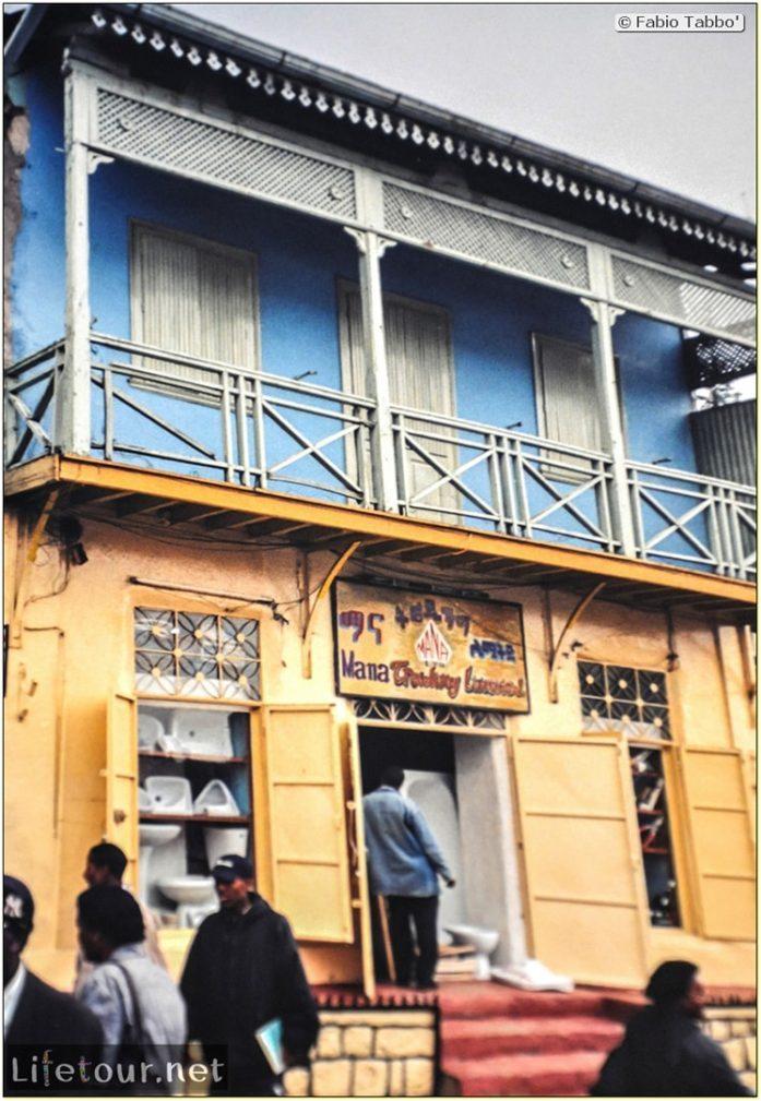 Fabio's LifeTour - Ethiopia (2001) - Addis Abeba - 3177