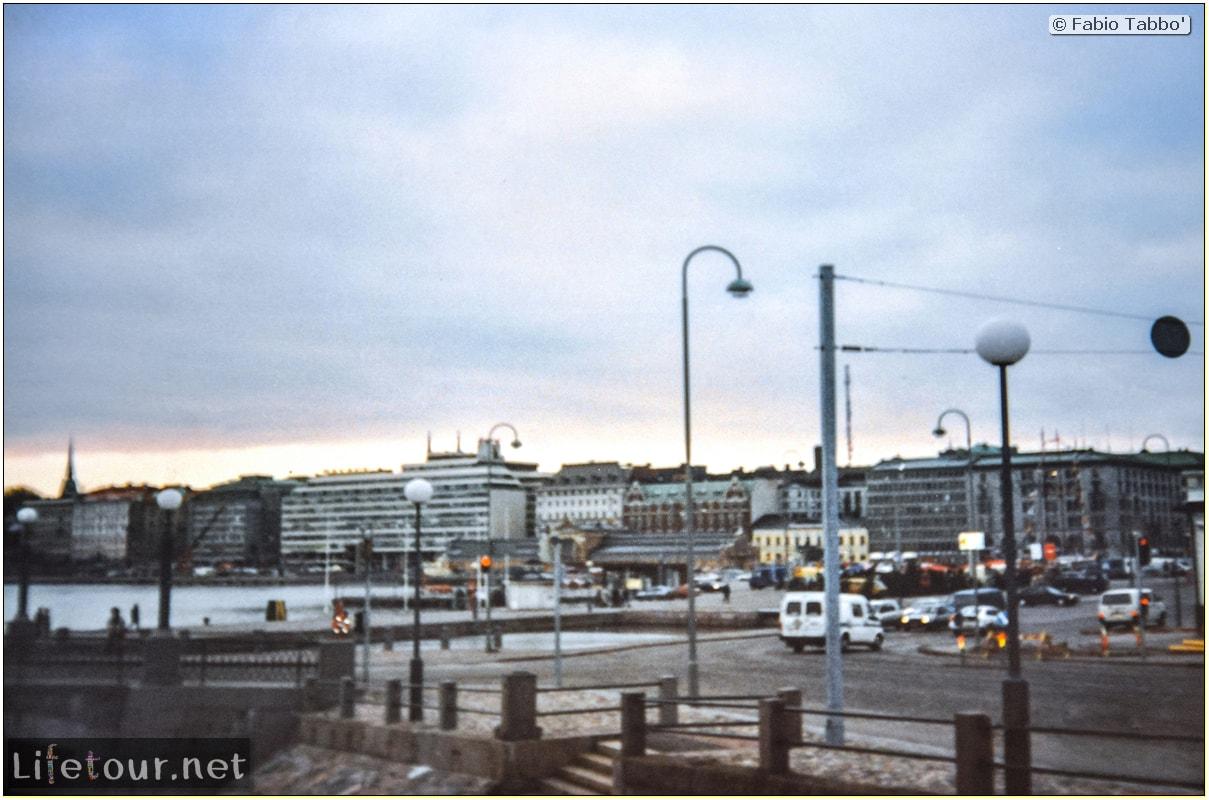Fabio's LifeTour - Finland (1993-97) - Helsinki - Other Helsinki pictures - 12614