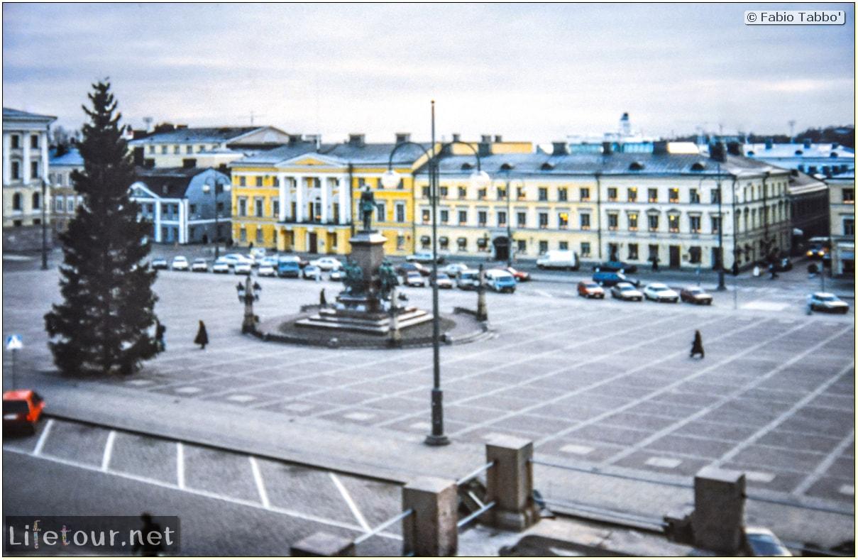 Fabio's LifeTour - Finland (1993-97) - Helsinki - Other Helsinki pictures - 12648
