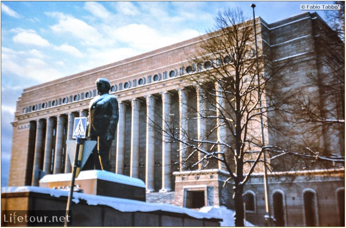 Fabio's LifeTour - Finland (1993-97) - Helsinki - Other Helsinki pictures - 12663