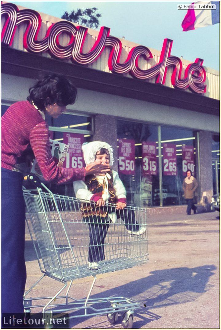 Fabio's LifeTour - France (1975, 1980, 90s) - Nice - 1975 - 16936