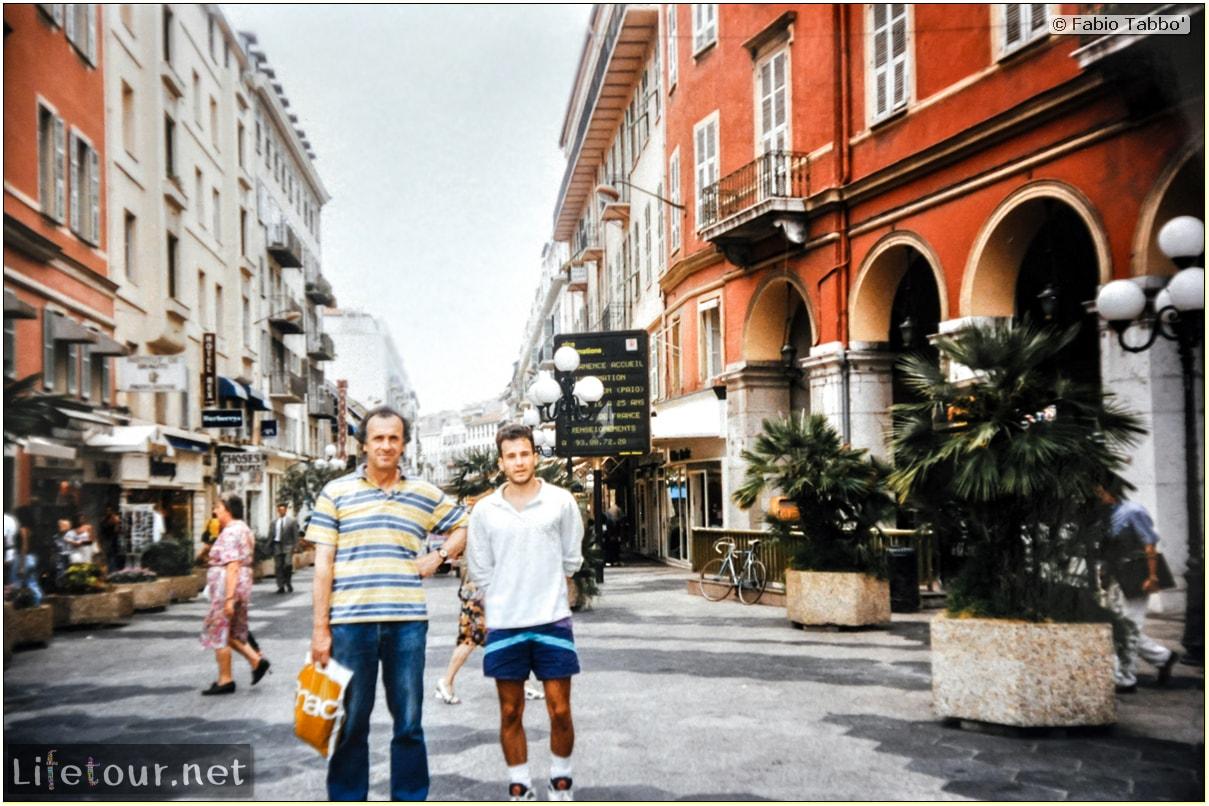 Fabio's LifeTour - France (1975, 1980, 90s) - Nice - 1994 - 12941