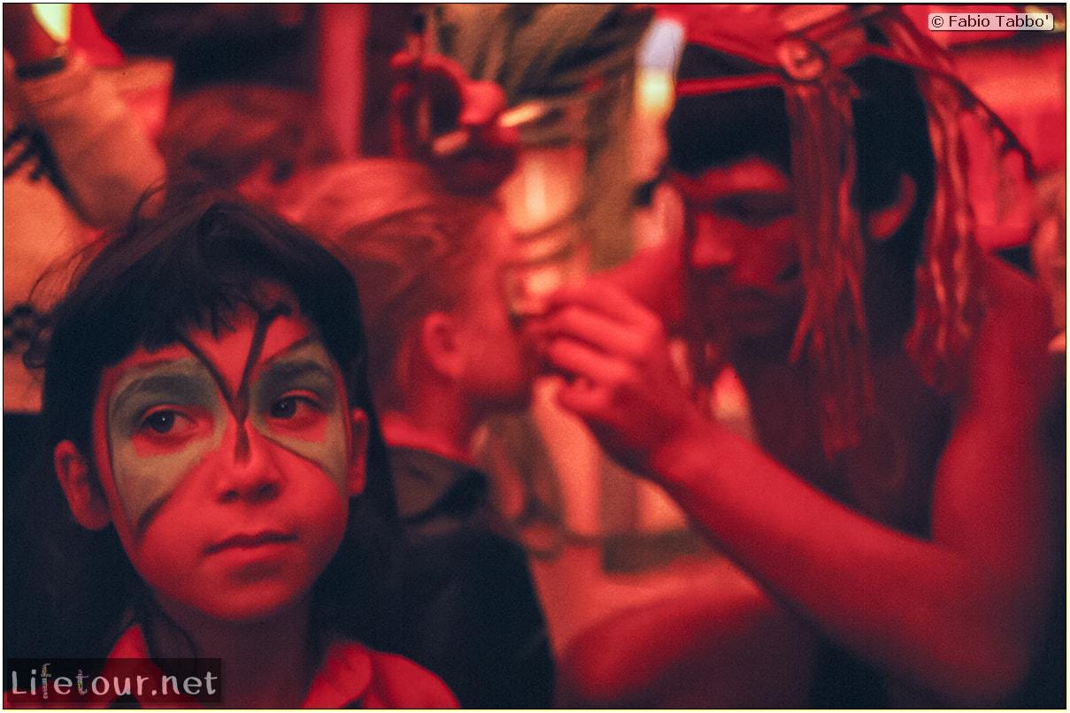 Fabio's LifeTour - France (1975, 1980, 90s) - Paris - Circus of Stains-Dugny 1979 - 16731