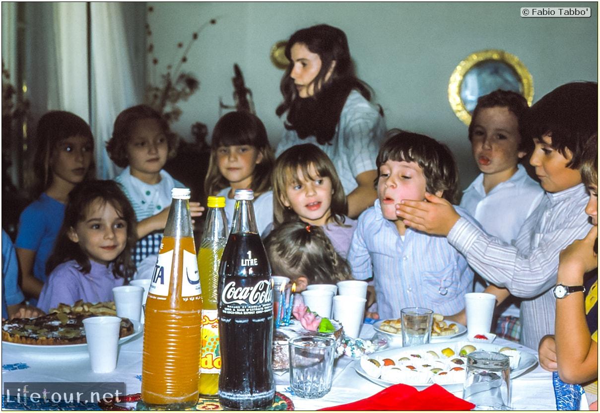 Fabio's LifeTour - France (1975, 1980, 90s) - Paris - Fabio's birthday (1980 October 27) - 16831
