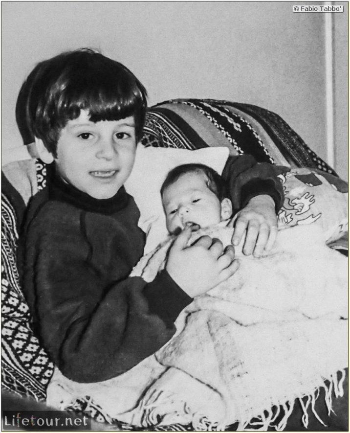Fabio's LifeTour - France (1975, 1980, 90s) - Paris - Fabio's birthday (1980 October 27) - 20311