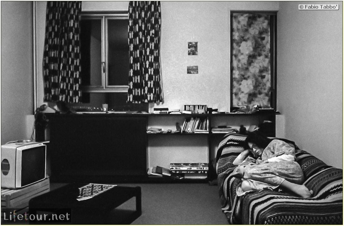 Fabio's LifeTour - France (1975, 1980, 90s) - Paris - Other pictures Paris 1979-1980 - 17124