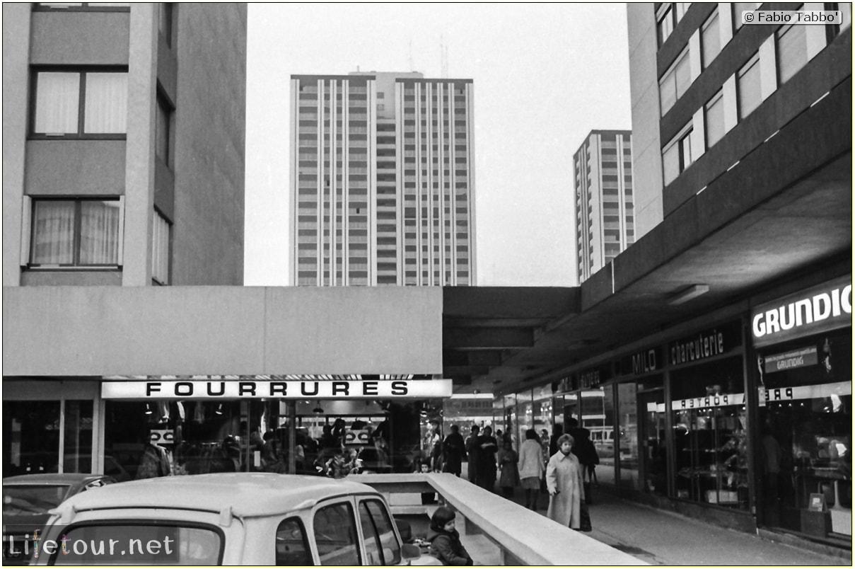 Fabio's LifeTour - France (1975, 1980, 90s) - Paris - Other pictures Paris 1979-1980 - 17179