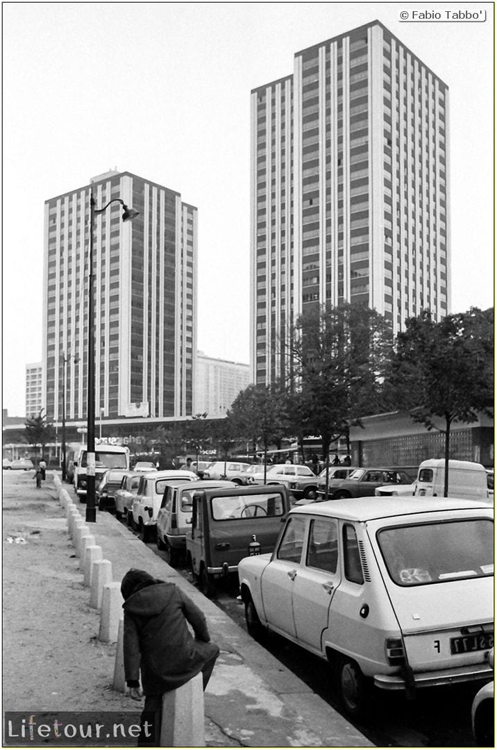 Fabio's LifeTour - France (1975, 1980, 90s) - Paris - Other pictures Paris 1979-1980 - 17192