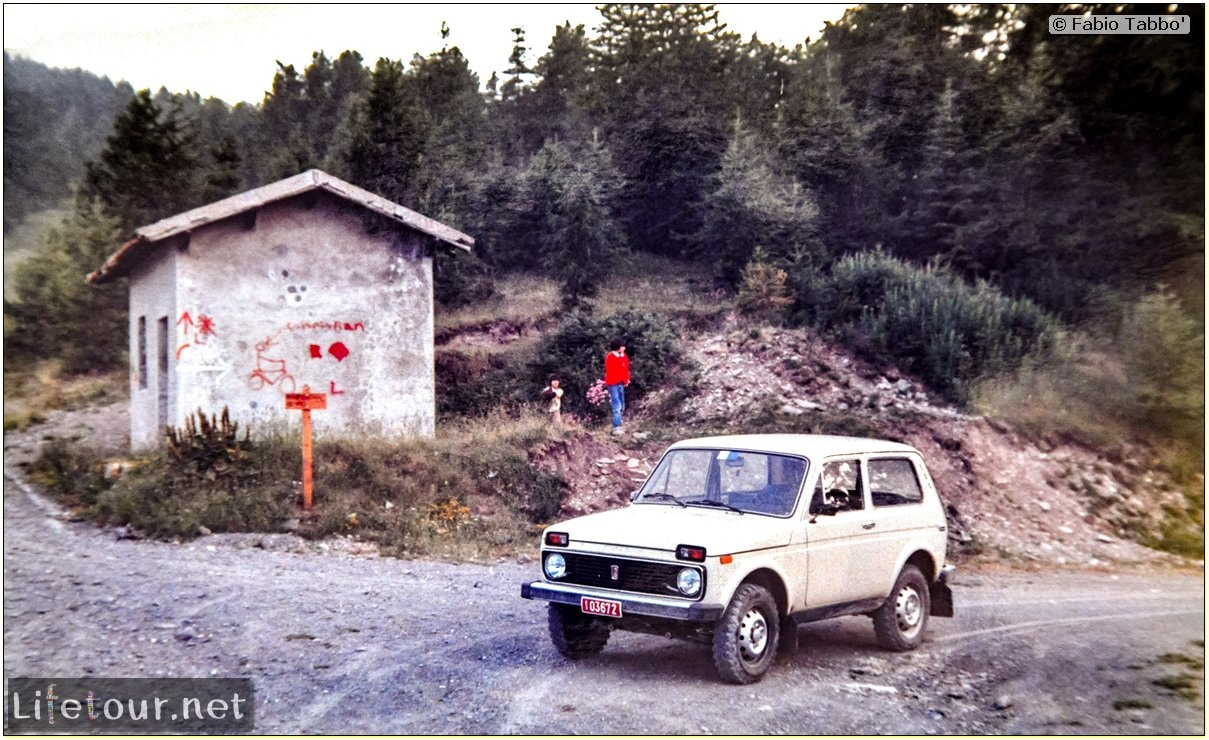 Fabio's LifeTour - France (1975, 1980, 90s) - Tende (80s) - 12650