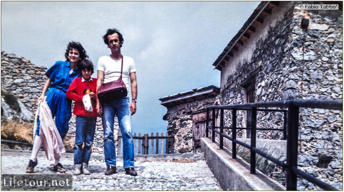 Fabio's LifeTour - France (1975, 1980, 90s) - Tende (80s) - 12654
