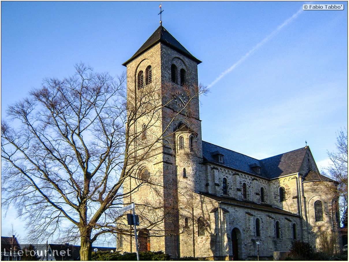 Fabio's LifeTour - Germany (2009 January) - Uckerath (Hennef) - Ev. Kirchengemeinde (Evangelical Church) - 15992 COVER