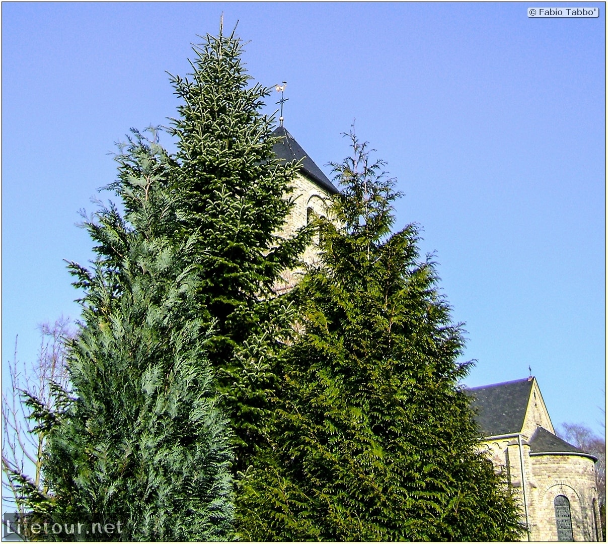 Fabio's LifeTour - Germany (2009 January) - Uckerath (Hennef) - Ev. Kirchengemeinde (Evangelical Church) - 16014 COVER