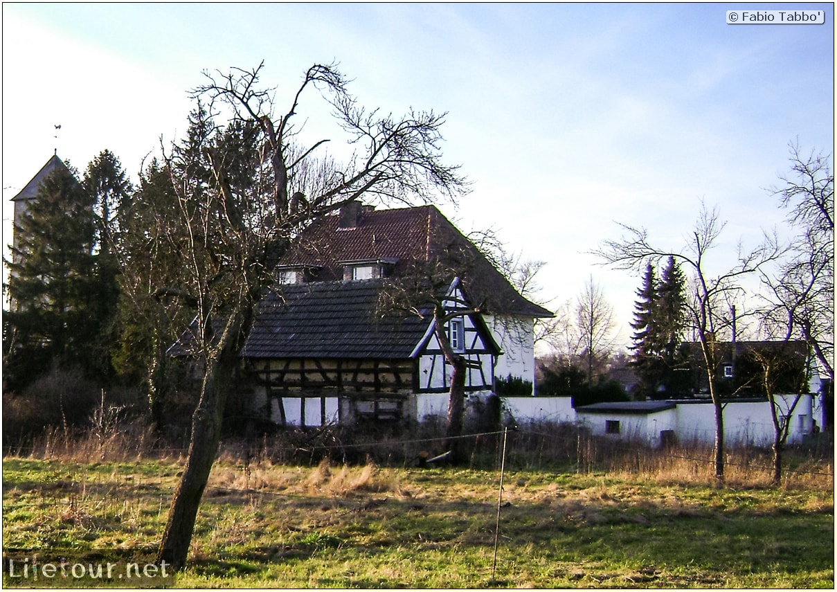 Fabio's LifeTour - Germany (2009 January) - Uckerath (Hennef) - Other pictures Hennef - 15986
