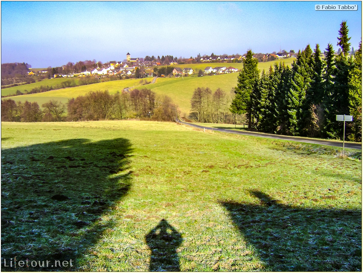 Fabio's LifeTour - Germany (2009 January) - Uckerath (Hennef) - Other pictures Hennef - 16010